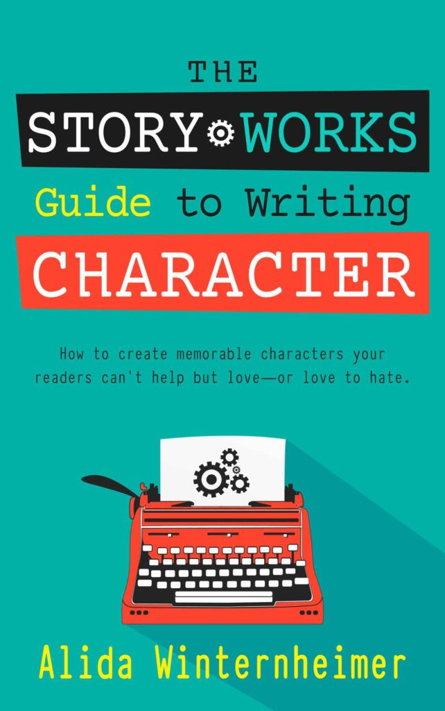 Story Works Guide to Writing Character cover