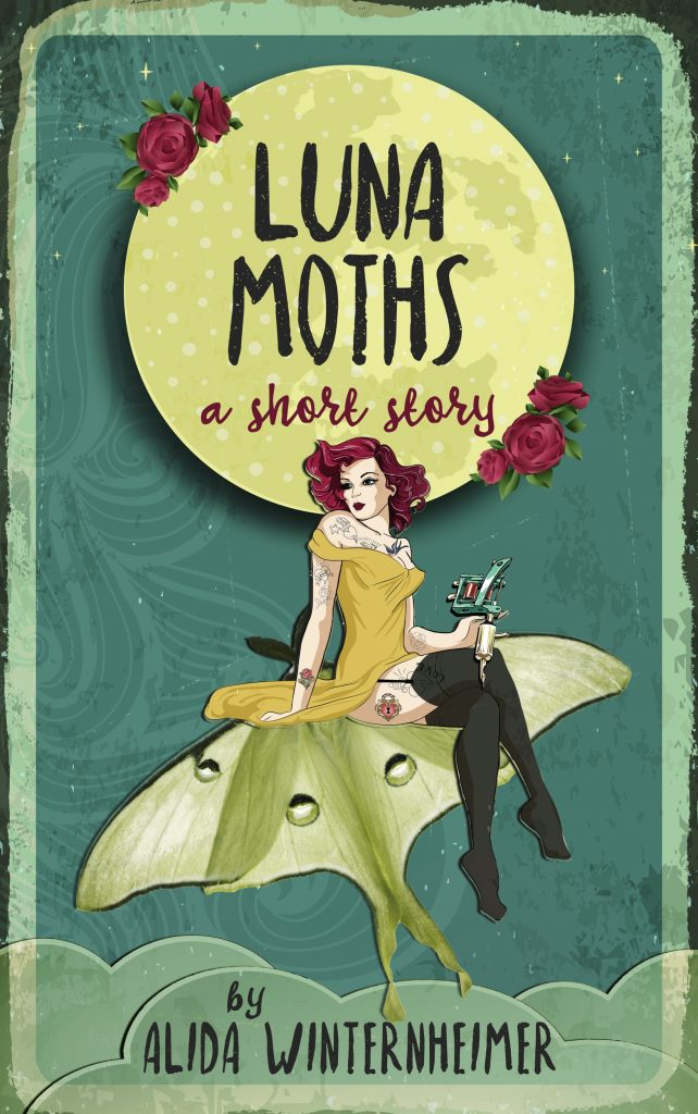 Luna Moths cover